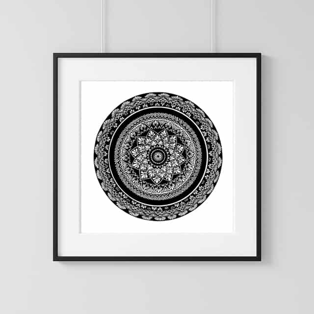 Home Decor Wall Art Collection – Birth Print