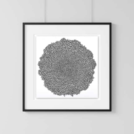 Home Decor Wall Art Collection – Evolution Print