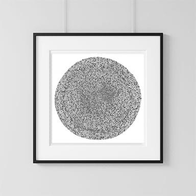 Home Decor Wall Art Collection – Collective Consciousness Print