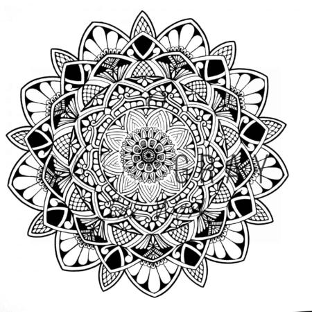 Mandala isolation