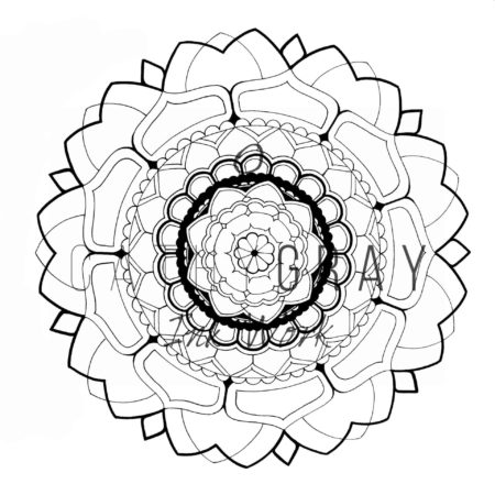 Mandala Kindness
