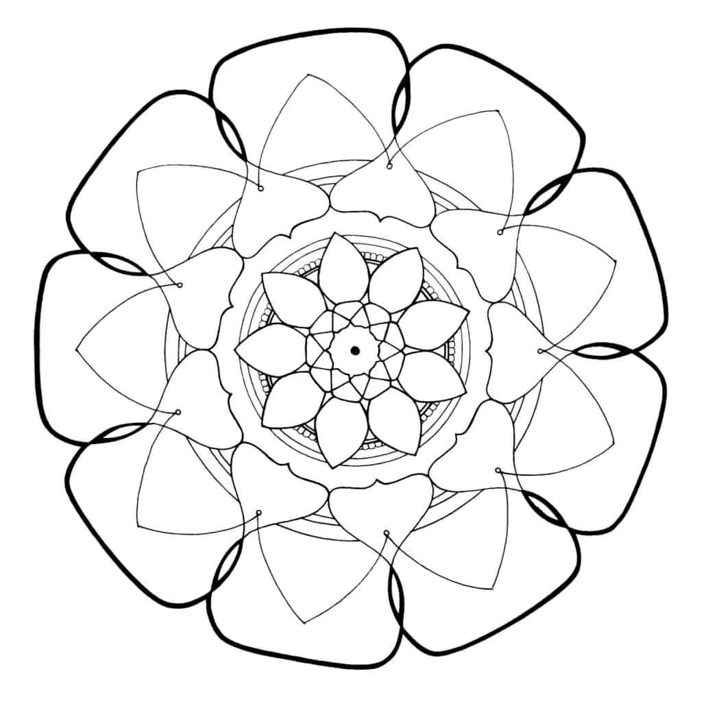Mandala Contemplation