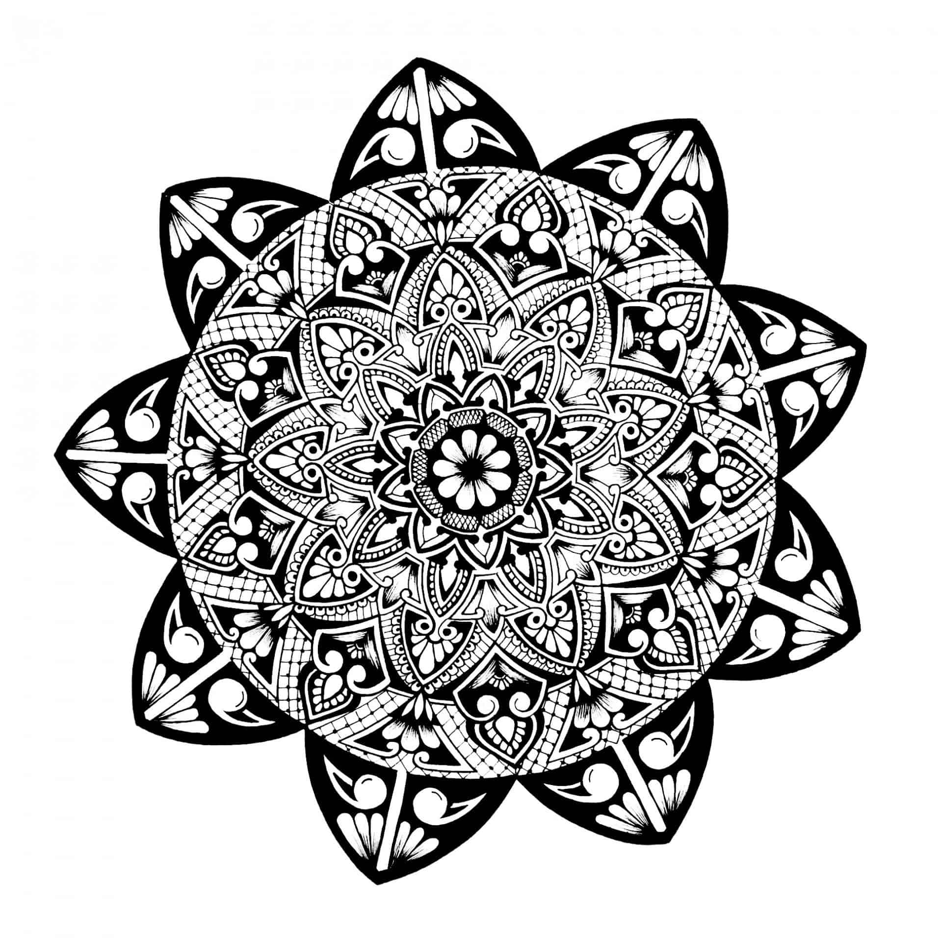 Mandala Authentic