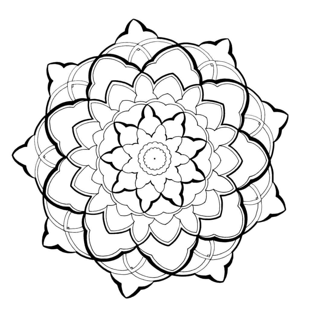 Mandala Sprout
