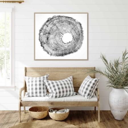 Alinta-wood print-cathy gray- Karen Judd