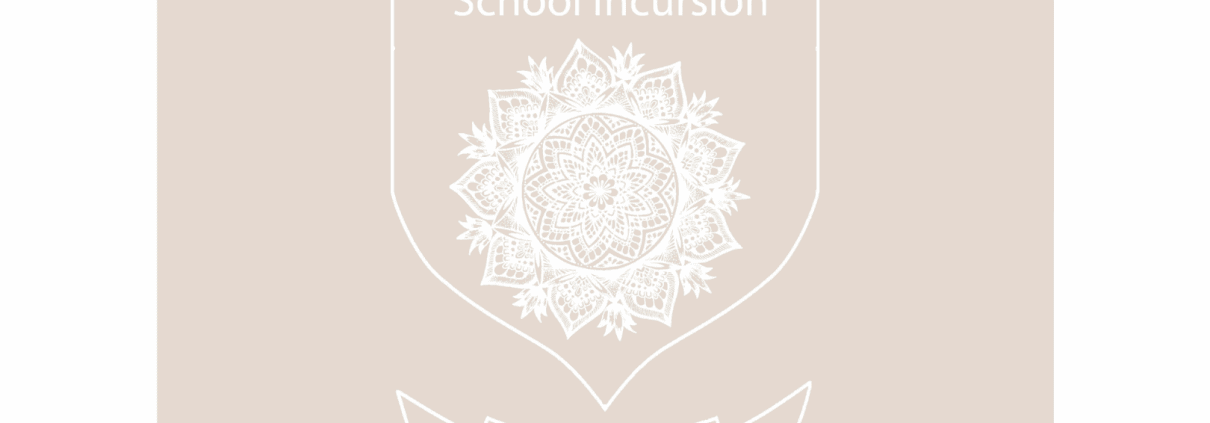 Cathy - Gray - Inkwork - Mandala - school - incursion - Adelaide - Hills