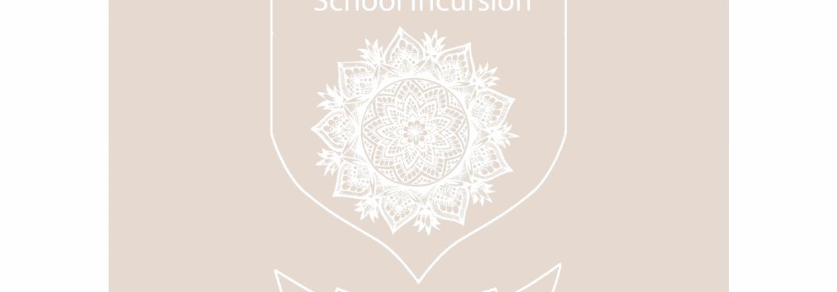 Cathy - Gray - Inkwork - Mandala - school - incursion - Adelaide - Hills