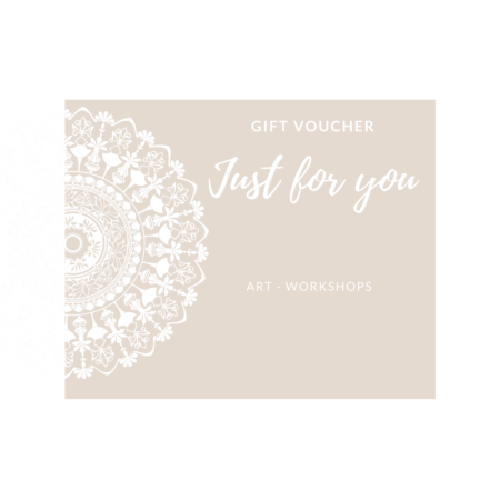 Cathy Gray Ink Work Gift Voucher