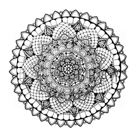 Mandala Inspired
