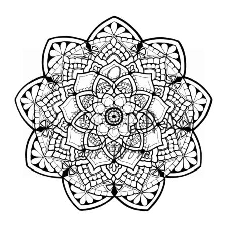 Mandala Serene